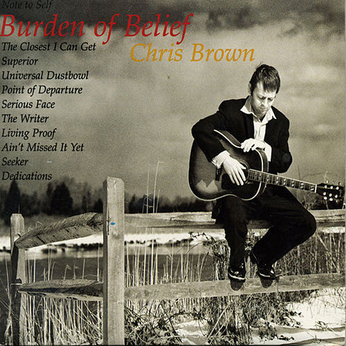 Play & Download Burden of Belief by Chris Brown | Napster