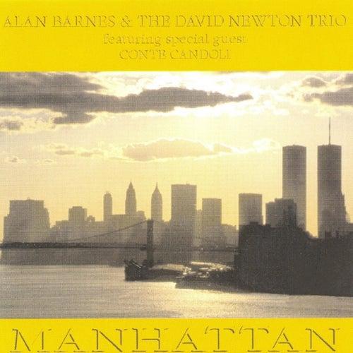 Manhattan by David Newton