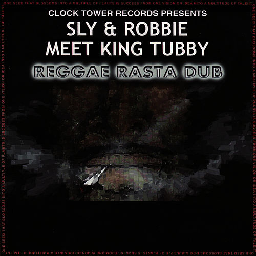 Reggae Rasta Dub by Sly and Robbie