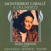 A la Unesco by Montserrat Caballé