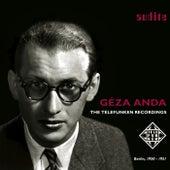 Géza Anda: The Telefunken Recordings by Géza Anda