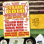 Play & Download 24 Karat Gold: A 24 Track Mega-Mix of Classic Dancehall Hits by Various Artists | Napster