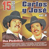 Play & Download 15 Exitos de Carlos y José, vol. 2 by Carlos y José | Napster