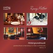 Play & Download Hintergrundmusik - Gemafreie Musik zur Beschallung von Hotels & Restaurants, 4 Alben - Vol. 1 - 4 by Ronny Matthes | Napster
