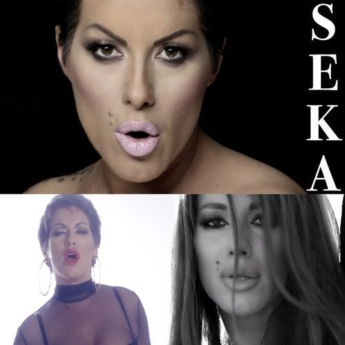 Seka singlovi Civas/Mamurna/Brodolom feat Juice von Seka Aleksic