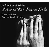 In Black and White: Music for Solo Piano by Various Artists