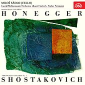 Play & Download Honegger, Shostakovich: Concertos for Cello and Orchestra by Miloš Sádlo | Napster