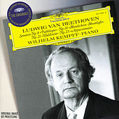 Play & Download Beethoven: Piano Sonatas Nos.8, 14, 21 & 22 by Wilhelm Kempff | Napster