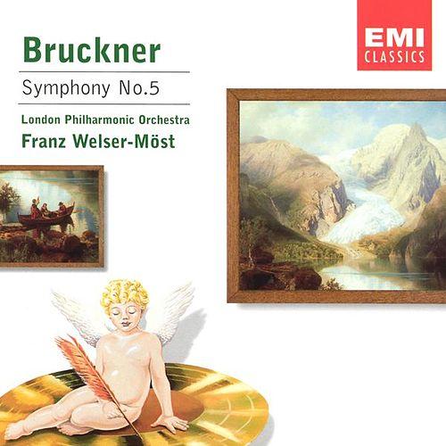 Play & Download Bruckner - Symphony No.5 by Franz Welser-Möst | Napster
