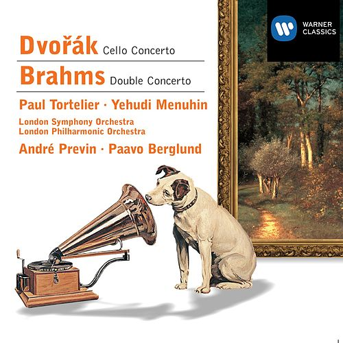 Play & Download Dvorak : Cello Concerto/Brahms : Double Concerto by Paul Tortelier | Napster