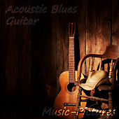 Acoustic Blues Guitar by Music-Pictures