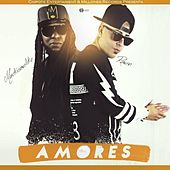 Play & Download Amores (feat. Mackieaveliko) by Raven | Napster