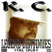 Play & Download Legend Continues by KC (Trance) | Napster