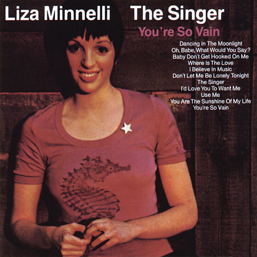 The Singer by Liza Minnelli
