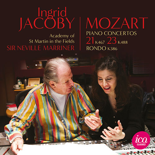 Play & Download Mozart: Piano Concertos Nos. 21, 23 & Rondo in A Major by Ingrid Jacoby | Napster