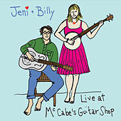 Live At McCabe's Guitar Shop by Jeni & Billy