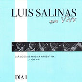 Play & Download Luis Salinas en Vivo - Día 1 by Luis Salinas | Napster