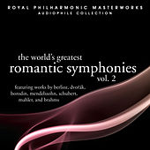 Play & Download The World's Greatest Romantic Symphonies Vol. 2 by Royal Philharmonic Orchestra | Napster