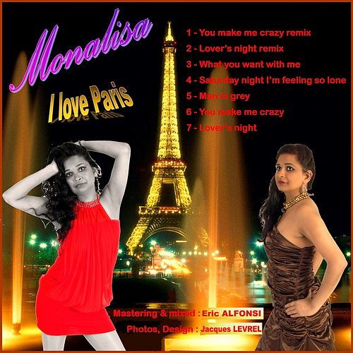 Play & Download I Love Paris by Mona Lisa | Napster