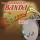Play & Download Puros Grandes Con Banda by Various Artists | Napster