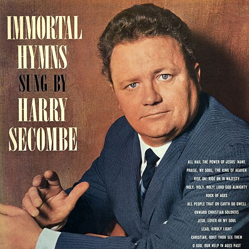 Immortal Hymns by Harry Secombe