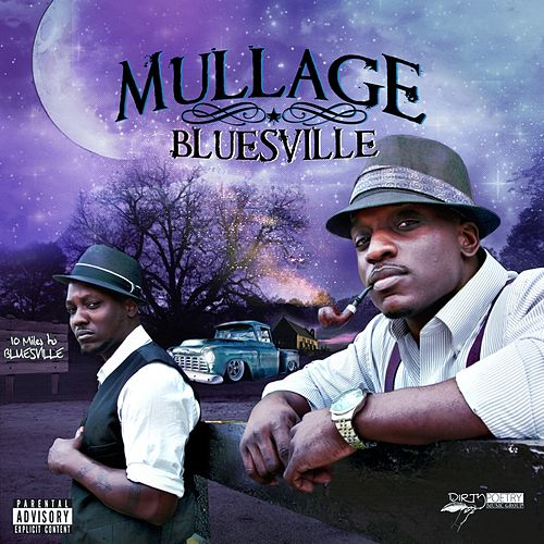 Play & Download Bluesville - Single by Mullage | Napster