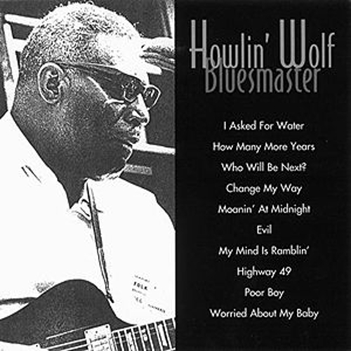Play & Download Bluesmaster by Howlin' Wolf | Napster