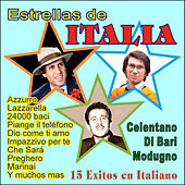 Play & Download Estrellas de Italia by Various Artists | Napster