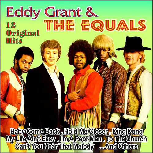 Eddy Grant & The Equals - Baby Come Back by Eddy Grant