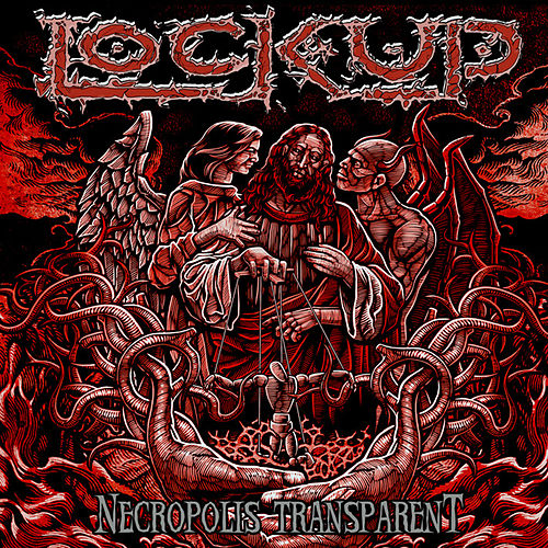 Play & Download Necropolis Transparent (Bonus Version) by Lock Up | Napster
