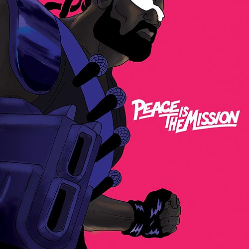Peace Is The Mission by Major Lazer