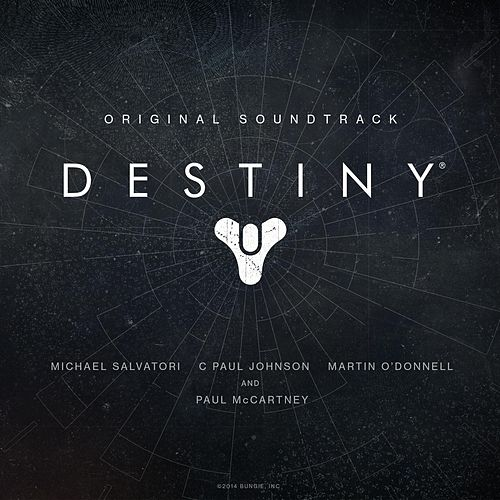 Destiny Original Soundtrack by Michael Salvatori