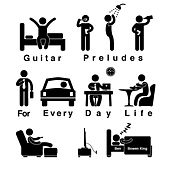 Guitar Preludes for Everyday  Life by Ben Tavera King