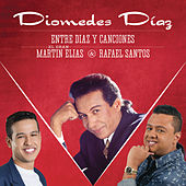 Play & Download Entre Diaz y Canciones by Diomedes Diaz | Napster