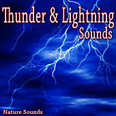 Play & Download Thunder and Lightning Sounds (Nature Sounds) by Nature Soundscape | Napster