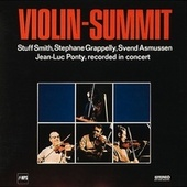 Violin Summit by Stuff Smith