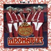 Play & Download 24 Kilates de Exitos, Vol. 2 by Los Indomables De Cedral | Napster