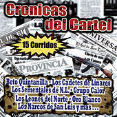 Play & Download Cronicas del Cartel 15 Corridos by Various Artists | Napster