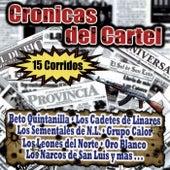 Cronicas del Cartel 15 Corridos by Various Artists