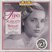 Play & Download Maria Tipo Plays Mozart & Scarletti by Vienna Symphony Orchestra | Napster