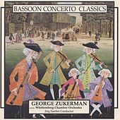 Bassoon Concerto Classics by George Zukerman and the Wurttemberg Chamber Orchestra