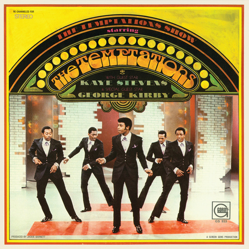 The Temptations Show (The Original TV Soundtrack / Live) von The Temptations
