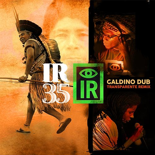 Play & Download I R 35 Galdino Dub (Transparente Remix) [feat. Tapedave & Jah9] by Indigenous Resistance | Napster