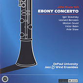 Play & Download Ebony Concerto: Music of Stravinsky, Bernstein, Gould, Babin & Shaw by John Bruce Yeh | Napster