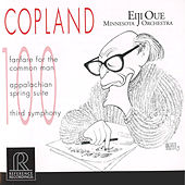 Copland: Fanfare for the Common Man, Appalachian Spring & Symphony No. 3 by Minnesota Orchestra