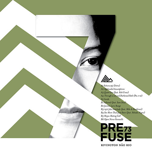 Play & Download Rivington Não Rio by Prefuse 73 | Napster