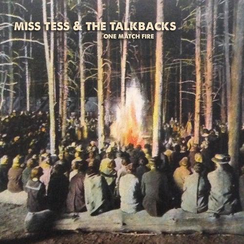 One Match Fire - Single by Miss Tess