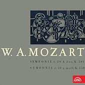 Play & Download Mozart: Symphony No. 29 in A Major, Symphony No. 40 in G Minor by Various Artists | Napster