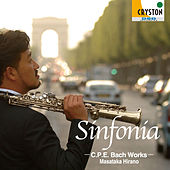 Play & Download Sinfonia - C.P.E.Bach Works - by Masataka Hirano | Napster