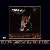 Miyuji 2012 Piano Sonata by Miyuji Kaneko